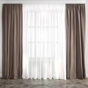 Как правильно выбрать шторы к интерьеру гостиной?