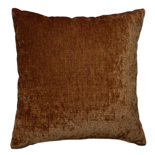 Подушка декоративная VELVET BROWN