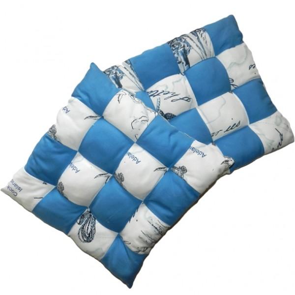 Подушка для сидения STELLA KVILT BLUE в Украине