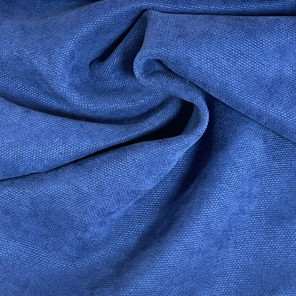 Готовая штора MIKRIVELUR BLUE в Украине
