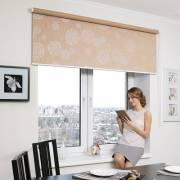 Как стирать римские шторы: советы домохозяйкам